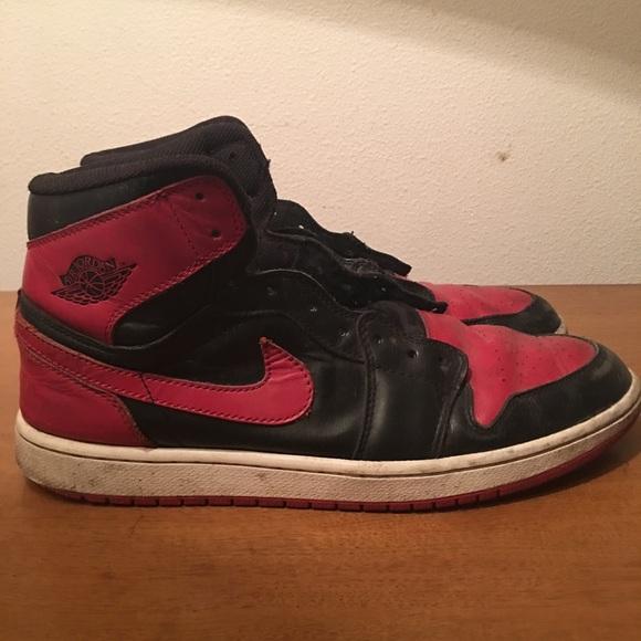 "half off 408fa 50656 Jordan Other - Retro 1994 Air Jordan 1 ""bred"""